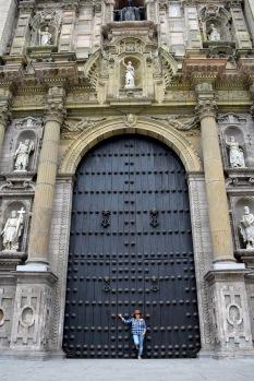 Catedral Basilica de Lima