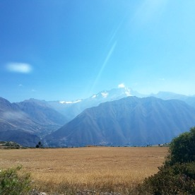 Somewhere between Cusco and Hidroelectrica.
