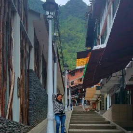 Aguas Calientes