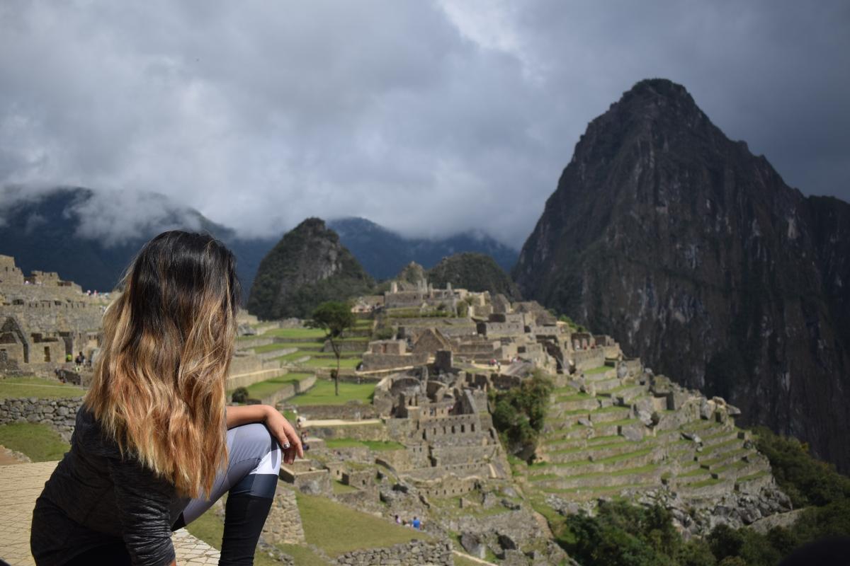 Hello Machu Picchu,Peru