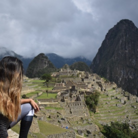 Machu Picchu we finally meet.